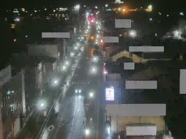 銀座通り(上野丸之内)映像
