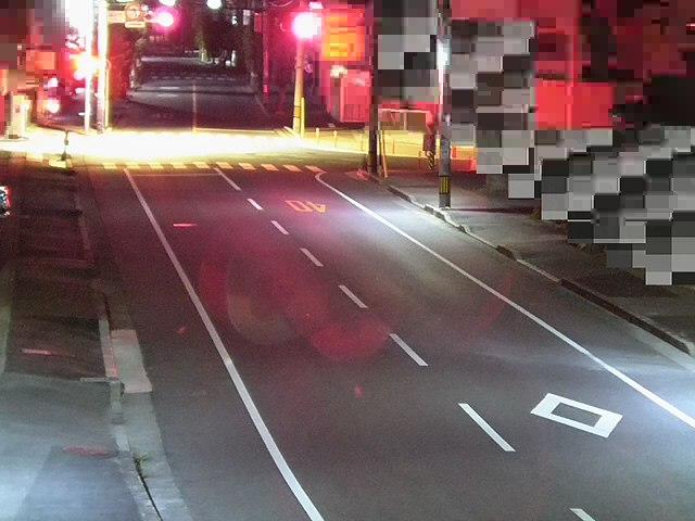 国道163号(上野農人町)映像