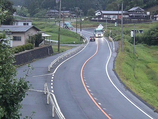 県道775号(玉滝)映像
